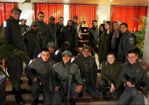 ביקור חיילי מגב בנאות השרון (12)