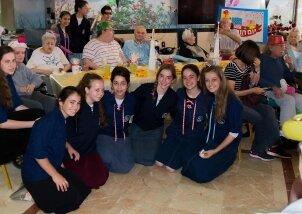 חגיגות יומולדת לילידי חודש יולי פעילות מתנדבות (3)