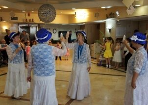 מופע ריקודים סלוניים בנאות השרון (10)