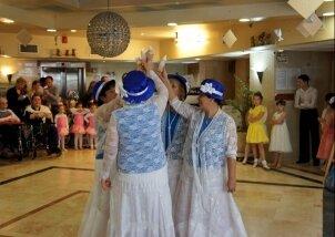מופע ריקודים סלוניים בנאות השרון (11)