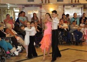 מופע ריקודים סלוניים בנאות השרון (3)