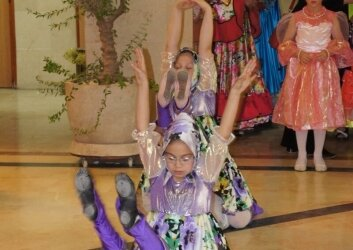 מופע ריקודים סלוניים בנאות השרון (5)