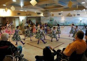 מופע ריקודים סלוניים בנאות השרון (6)