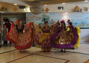 מופע ריקודים סלוניים בנאות השרון (7)